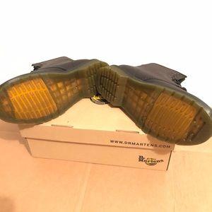 Dr. Martens Shoes - Dr Martens 1460 Black Greasy Women's SZ8